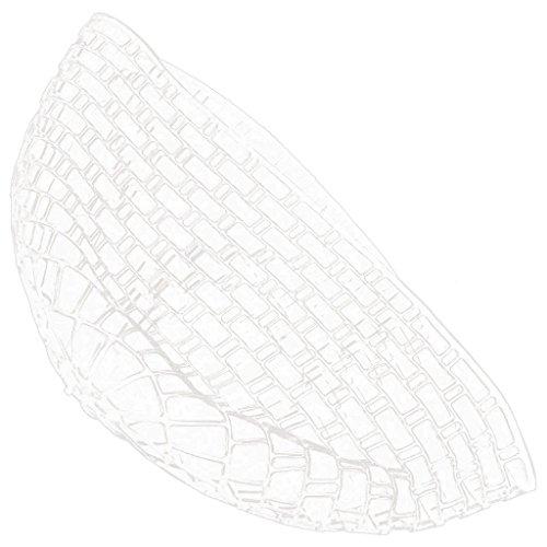 Klar Gummiersatznetz Für Das Fliegenfischen Kescher Umfang 102cm