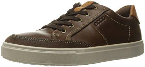 Brown Herren Schuhe Ecco (Ecco Herren Kyle Sneaker, Braun (55778cocoa Brown/Cocoa Brown), 46 EU)