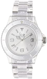 Ice-Watch Herren - Armbanduhr Ice Pure Analog Quarz Kunststoff PU.SR.B.P.12