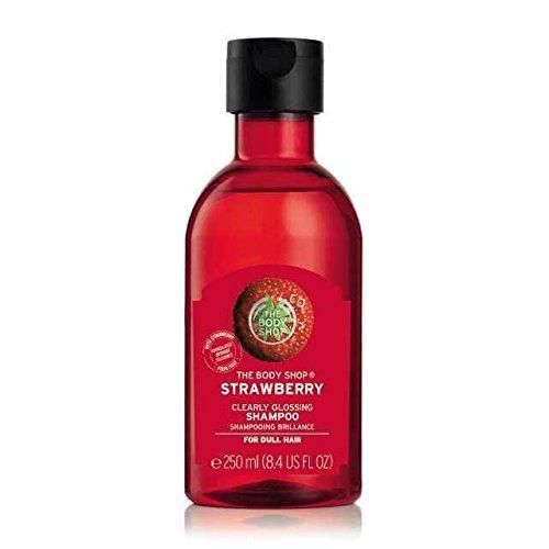 The Body Shop Strawberry deutlich, Shampoo 250ml - Body Shop Erdbeere