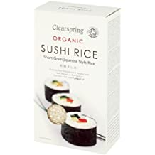 Clearspring - Arroz Organico para Sushi 500 gr