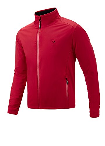 calvin-klein-silent-swing-waterproof-golf-jacket-red-medium