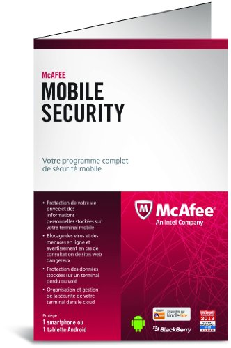 McAfee Mobile Security 2014