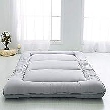 YQ WHJB Japonés Suelo Futón Colchón,Plegable Espesar Matt Mat,Suave Estudiante Dormitorio Dormir