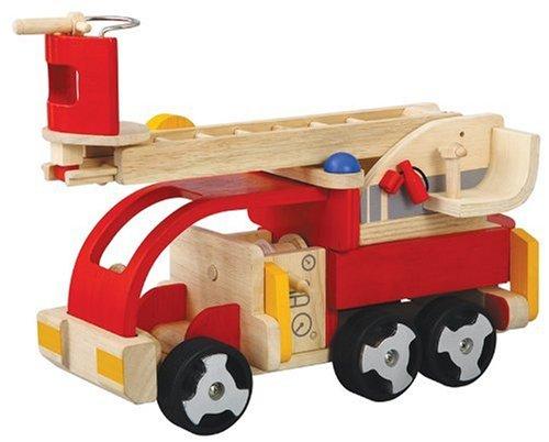 Preisvergleich Produktbild PLANTOYS 13563100- Feuerwehr mit Feuerwehrmann