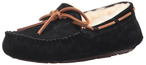 UGG W's Dakota 5612, Pantofole, Donna Nero (nero)