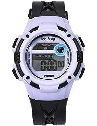 47e3f2c40c92 Bonitos Relojes elegantesReloj Digital de acción Doble de 30 m. Relojes  Hombre Deportivos Watches Digitales
