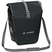 VAUDE Rear Pannier Bike Bag - Set of 2 - PVC-Free Tarpaulin Bike Panniers - Waterproof Pannier Bags with a 48 Litre Total Storage Volume