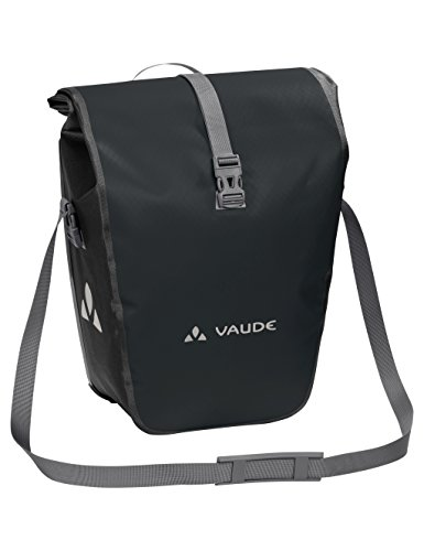 Vaude Aqua Back Hinterradtasche, Black, One Size