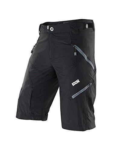 IXS Herren Shorts Viad Black