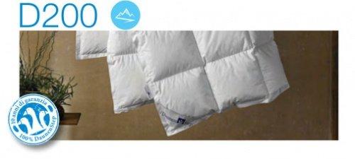 DSP Daunendecke weiß 200 x 200 cm