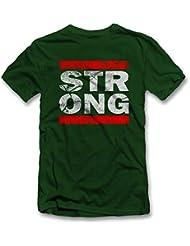 shirtground - Camiseta - Manga corta - Hombre