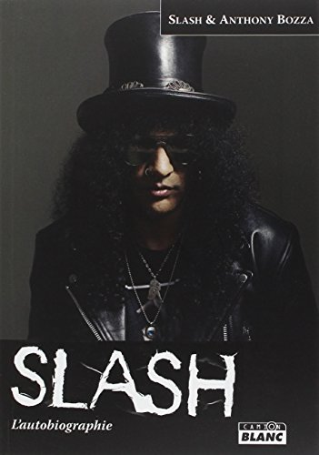 SLASH Autobiographie