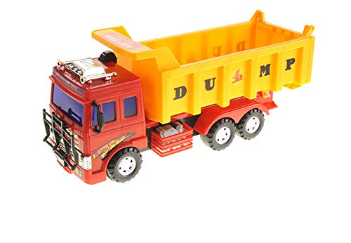 AZ Trading And Import Big Dump Truck with Friction Power (Big Dump Truck)