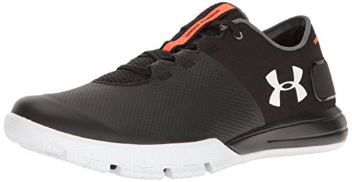 Under Armour Schuhe Charged Ultimate 2.0 Herren, Schwarz, 45 EU (Sandalen Von Under Armour)
