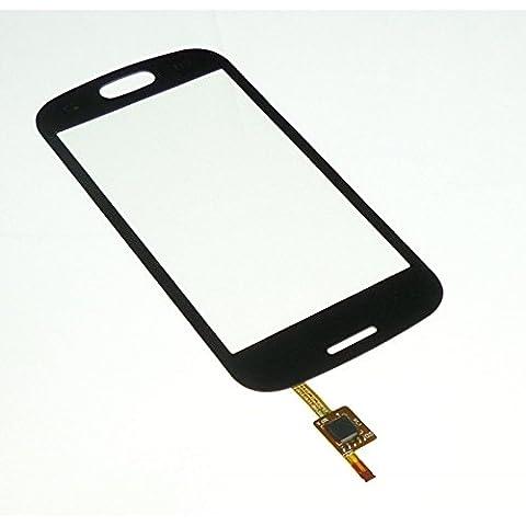 Vitre Tactile pour Samsung Galaxy Trend Lite S7390 - Noir
