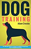 Puppy Training: Dog Training Guide for Turning a Complaint Causing Puppy into An Obedient House Dog (Puppy Training Guides Book 1)