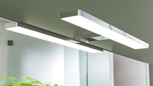 Lámpara Luz a LED aplique cm 38Foco Espejo Muebles Baño Lybra