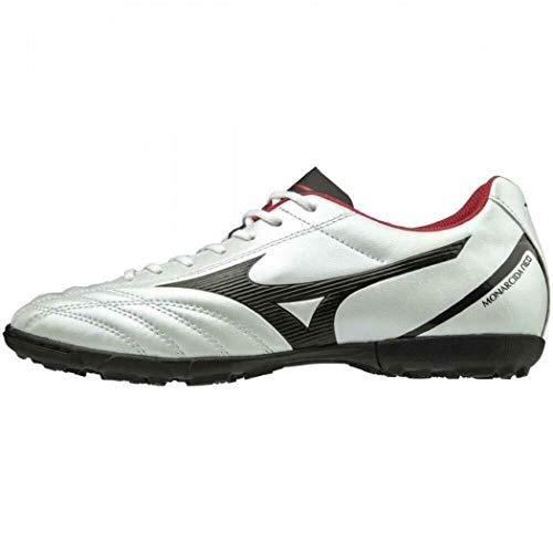 Mizuno Monarcida Neo Select As, Zapatillas de fútbol para Hombre, Blanco/Negro/Chino, 44...