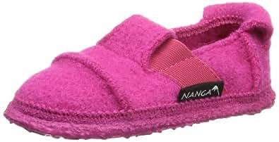 Nanga Berg Mädchen Flache Hausschuhe, Pink (Pink 27), 20 EU