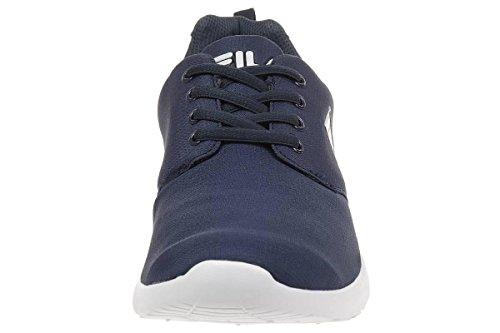 FILA Alva Low Mens Trainers Bleu 26010096.29Y Blau