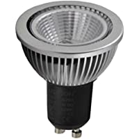 Bombilla Led regulable Ledisson 8 Watios 60º, 230V. Casquillo GU10 y Led COB .
