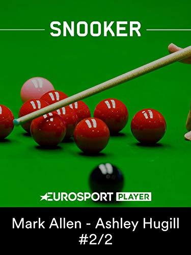 Snooker: European Masters 2018 in Lommel (BEL) - Tag 2
