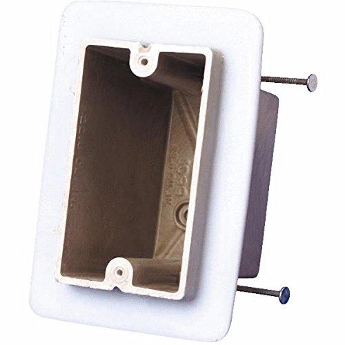 Vapor Seal Single Gang Outlet Box-SGL GANG VAPOR SEAL BOX (Gang-outlet-box)