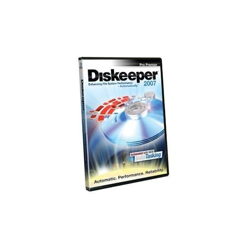 Diskeeper 2007 Pro Premier