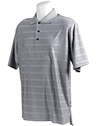 online retailer e3026 14585 Adidas Climacool Energy polo da uomo testurizzata, tinta unita, uomo, Zone  Grey,