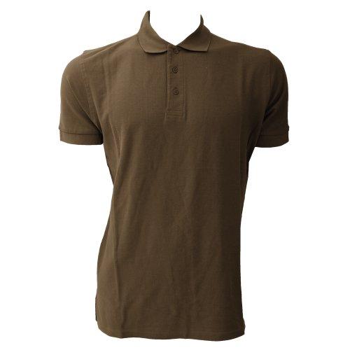 Jerzees Colours Ultimate Polo Shirt Azurblau