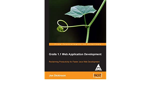 Buy Grails 1 1 Web Application Development Book Online at Low Prices