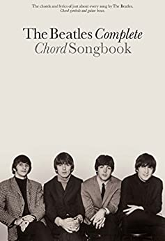 The Beatles Complete Chord Songbook by [Music Sales]
