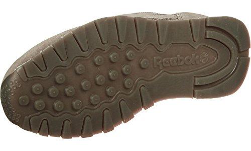 Reebok Classic Leather SM Scarpa Oliva