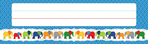 Parade of Elephants Nameplates (Parade-zubehör)