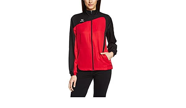Erima Club 1900 Womens Tracksuit Top Anzuge Red red//black