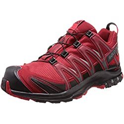 Salomon XA Pro 3D GTX Zapatillas De Trail Running Para Hombre Red Dahlia / Black / Barbados Cherry