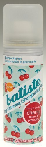 Batiste Cherry Dry Shampoo 50ml/1.6oz by Batiste BEAUTY by Batiste