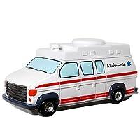 """'Grande modello salvadanaio """"Ambulanza, ambulanza con 1casse hife con errore di scrittura, è purtroppo nella produzione Das L dimenticare.Ma è veramente poco auf. Misure: 21,5X 10,5cm"""