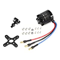 Funnyrunstore SUNNYSKY X2216 1100KV II 3.175mm 2-4S Outrunner Brushless Motor for RC Drone 400-800g Fixed-wing 3D Airplane Multirotor Copter