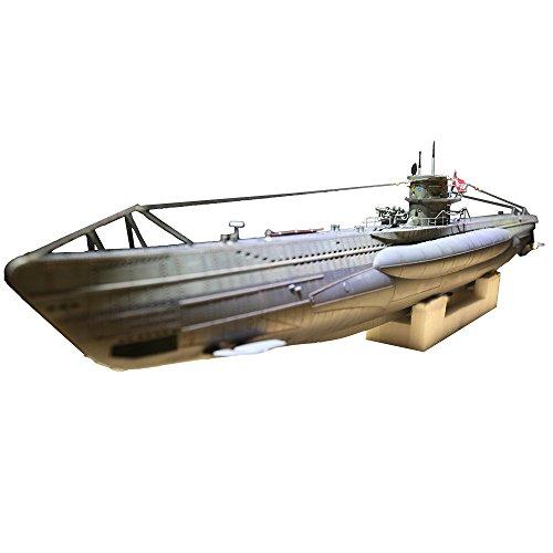 (ARKMODEL 1/48 Deutsches U-Boot VIIC inkl. Einpumptank WTC Wasserflasche KIT (VIIC KIT +WTC Single Pump Tank) [ C7602K+W7603GPK ])