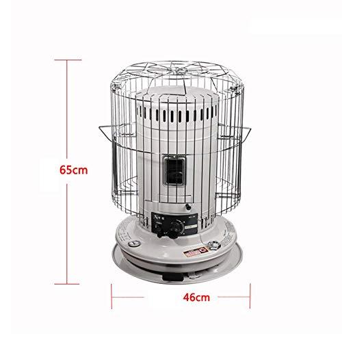 TTIK Estufa Calentador Queroseno 0.673 L/H Calentador