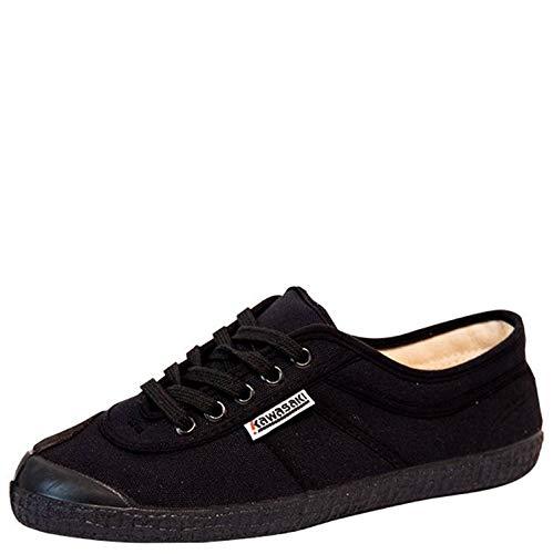 Kawasaki Unisex Legend Canvas Shoe | Black