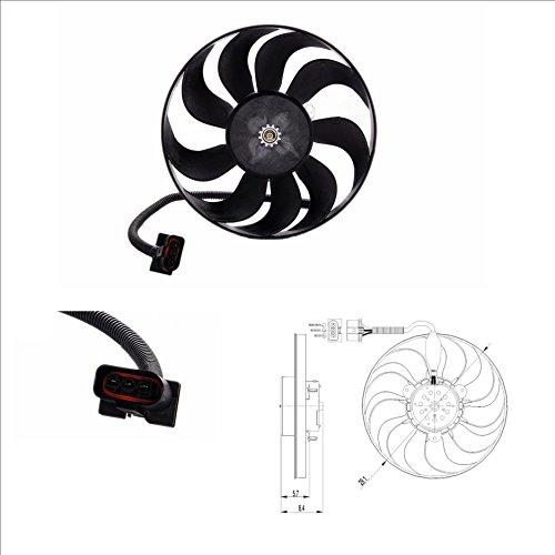 NRF 47398 Ventilador, refrigeración del motor