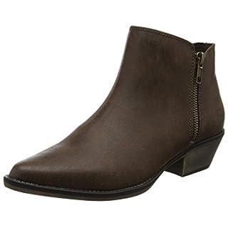 Rocket Dog Women's Akron Chelsea Boots, Brown, 5 UK 38 EU