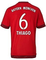 Jersey Adidas FC Bayern Munich 2015-2016 Home - Thiago Alcantara [Size L]