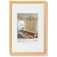Walther Peppers BP225H Wooden Picture Frame, 8 x 10 inch (20 x 25 cm), nature