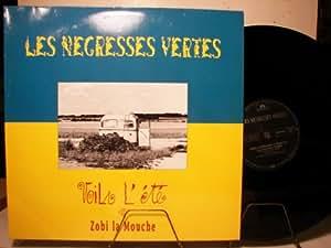 """LES NEGRESSES VERTES - VOILA L'ETE / ZOBI LA MOUCHE - 12"""" - VINYL"""