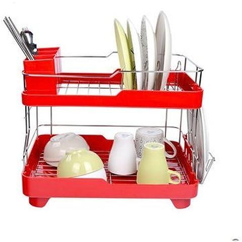 CLG-FLY Multifunción lavavajillas de acero inoxidable bandeja para rack, agua Lek Yuen cocina racks 21# con alta calidad