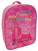 Trademark Collection Peppa Pig Backpack (Blue/ Pink)